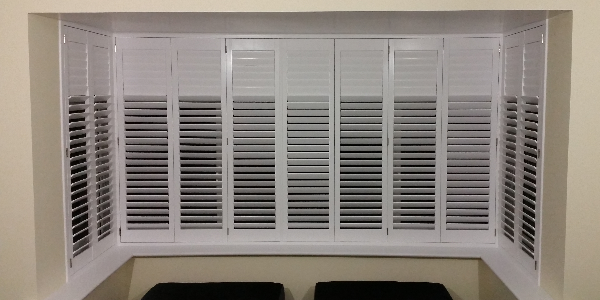 Bay Window Shutters