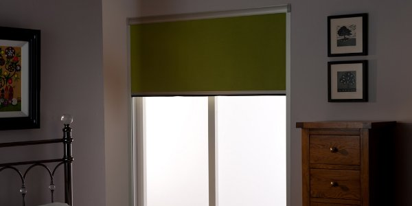Complete Blackout Roller Blind