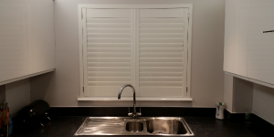 Kitchen Plantation Shutter