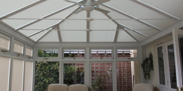 Perfect Fit Pleated Roof Blinds