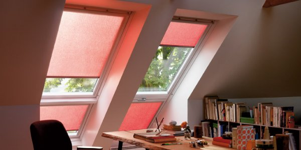 Velux & Rooflight Roller Blinds