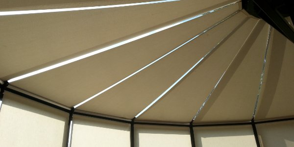 Conservatory Roof Blinds Othello Blinds