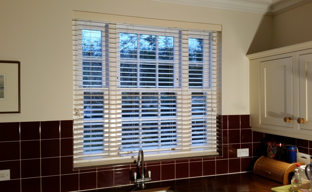 50mm Wooden Venetian Blind