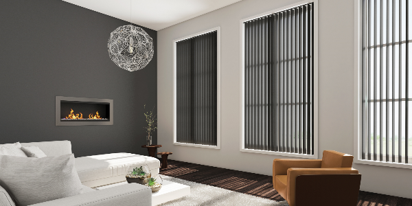 Aluminium Vertical Blinds