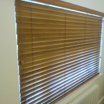 Cunnell Wooden Venetian Install in Chelmsford - Othello Blinds
