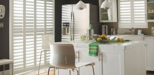 Luxaflex Faux Wood Shutters in Chelmsford - Othello Blinds