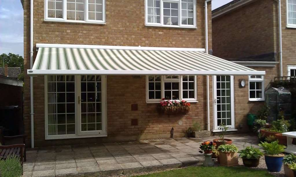 The Benefit of Garden Awnings