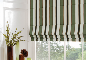 High Quality Roman Blinds in Colchester, Sudbury, Stowmarket & Braintree - Othello Blinds