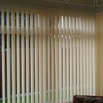 Vertical Venetian Blinds Installed in Chelmsford - Othello Blinds