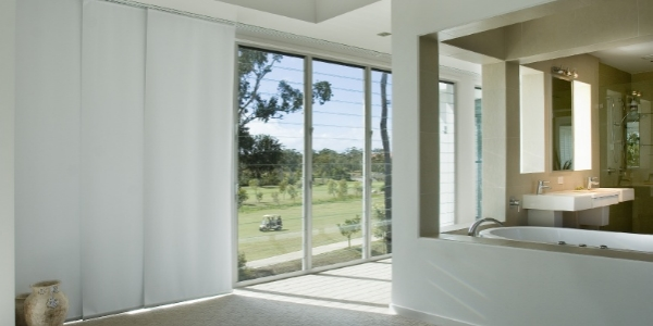 Fabric Panel Blinds