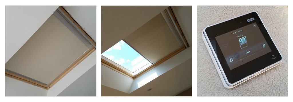 Velux Electric Blinds