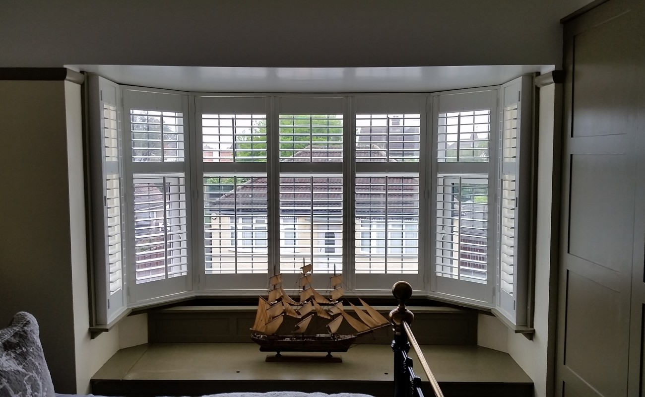 Bay Window Shutter Clacton